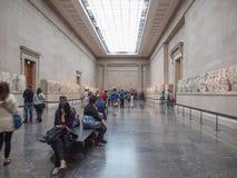 British Museum London Stock Image