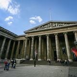 The British Museum, London Royalty Free Stock Images