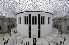 British Museum, London Royalty Free Stock Photography