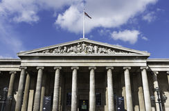 British Museum, London Royalty Free Stock Images