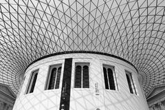 British Museum, London Stock Photography