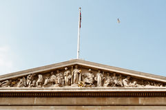 British Museum in London Royalty Free Stock Images