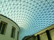 British Museum, Londres Photographie stock libre de droits