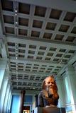 British Museum Ramesses II Royaltyfri Foto