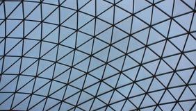 British museum roof Stock Photos