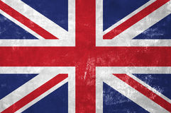 British National Flag Royalty Free Stock Images
