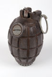 British No36 hand grenade Royalty Free Stock Photography