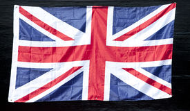 British Olympic flag Royalty Free Stock Image