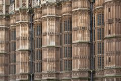 British Parliament. Royalty Free Stock Photo