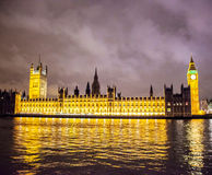 British parliament Royalty Free Stock Image