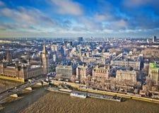 British Parliament Royalty Free Stock Photo