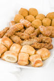 British Party Food Selection Stock Images