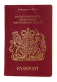 British passport Royalty Free Stock Images