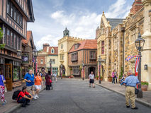 British Pavilion, World Showcase, Epcot Stock Image