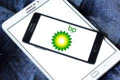 British petroleum bp logo Royalty Free Stock Photo