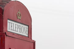 British Phone Booth Stock Photography