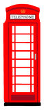 British phonebooth Stock Photography