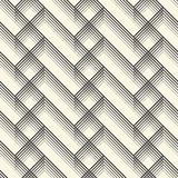 British Plaid Ornament. Abstract Diagonal Line Art Pattern Royalty Free Stock Photography