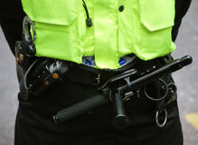 British policeman Royalty Free Stock Images