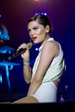 British Pop star Jessie J Stock Photography