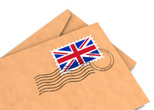 British post Stock Image