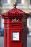British Post Box - City of Bath - England Royalty Free Stock Image