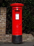British Post Office Box stock images