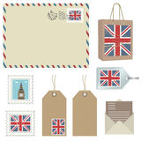 British Postage Royalty Free Stock Image
