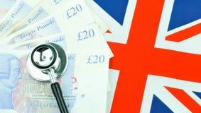 British pound Stock Image