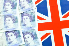 British pound stock photography