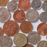 British Pound. S currency of the UK Royalty Free Stock Image