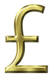 British Pound Symbol Royalty Free Stock Photo