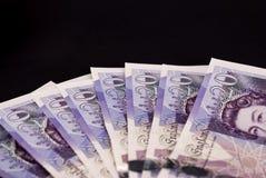 British pounds Royalty Free Stock Image