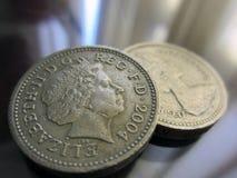British pounds Royalty Free Stock Photo