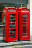 British Public Phone Royalty Free Stock Image