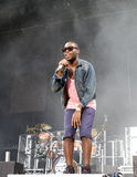 British rapper Tinie Tempah Royalty Free Stock Photos