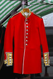 British red coat Royalty Free Stock Photos
