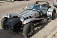 British retro car Lotus at Royalty Free Stock Photography