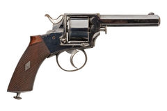British Revolver Royalty Free Stock Photo