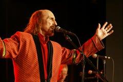 British rock singer - Arthur Brown Royalty Free Stock Images