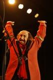 British rock singer - Arthur Brown Stock Photos