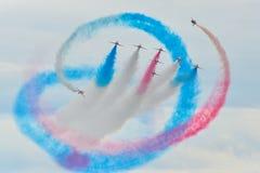 Free British Royal Air Force At Canadian International Air Show Royalty Free Stock Images - 158201339