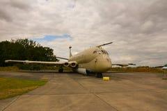 British  Royal Air Force Nimrod Royalty Free Stock Images