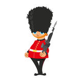 British Royal Guard Stock Images