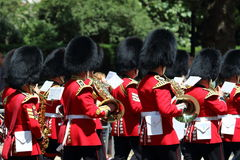 British Royal Guard Stock Photo