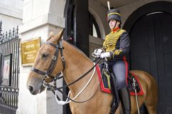 British Royal Household Cavalry Stock Images