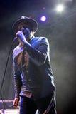 British singer Alex Clare Stock Photos