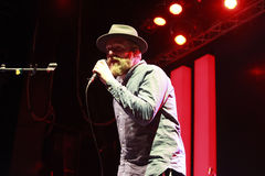 British singer Alex Clare Stock Photography