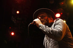 British singer Alex Clare Royalty Free Stock Photo