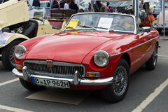British sport car MG MGB MKIII Stock Image